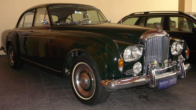 Bentley S3 - flying spur