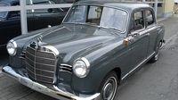 Mercedes-Benz 190 - W 121 ponton