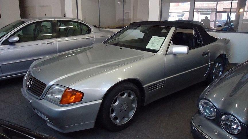 Mercedes-Benz 300 - SL