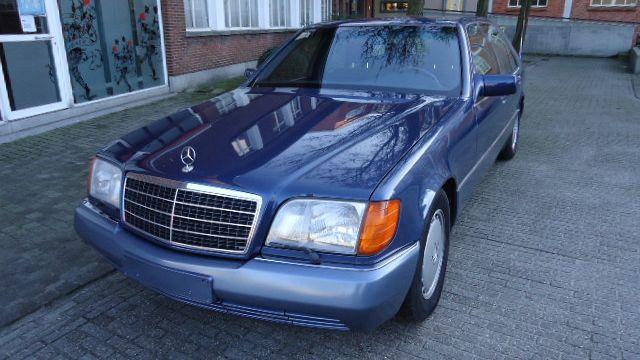 Mercedes-Benz 350 SEL