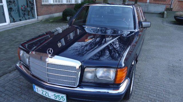 Mercedes-Benz 500 SEL - 126