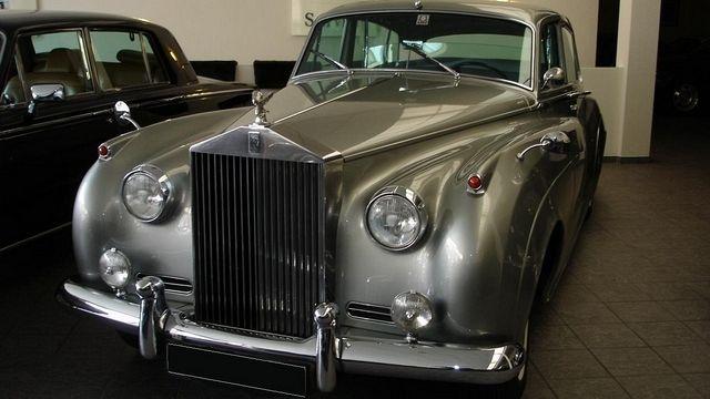 Rolls-Royce Silver Cloud - 2