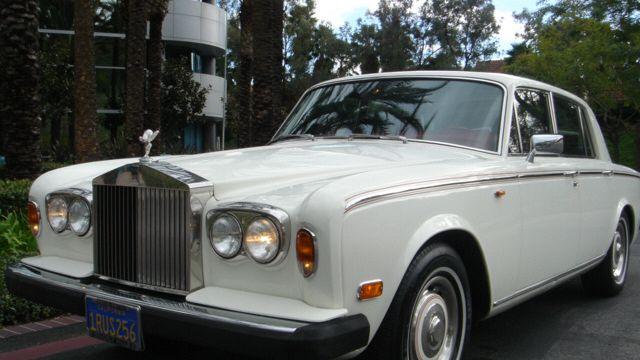 Rolls-Royce Silver Shadow - Shadow II