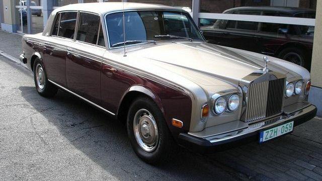 Rolls-Royce Silver Shadow - (Gas)