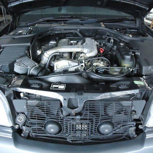 Mercedes-Benz S 350 TD - D
