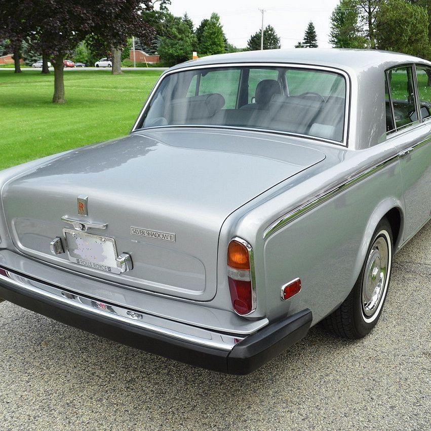 Rolls-Royce Shadow - Anniversary