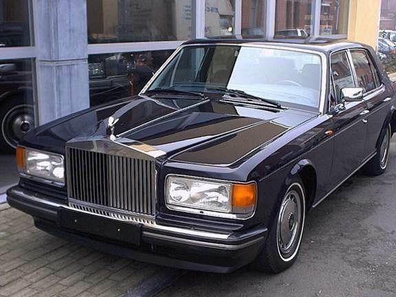 Rolls-Royce Silver Spirit - II
