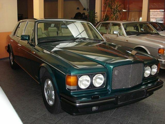 Bentley Brookland