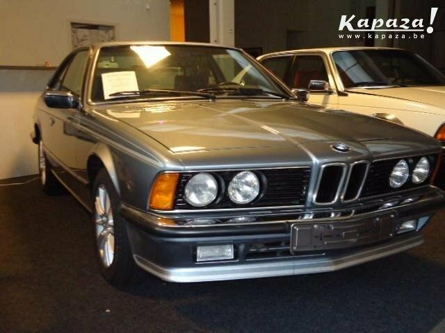 BMW 628
