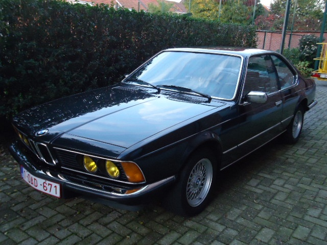 BMW 628 - CS A