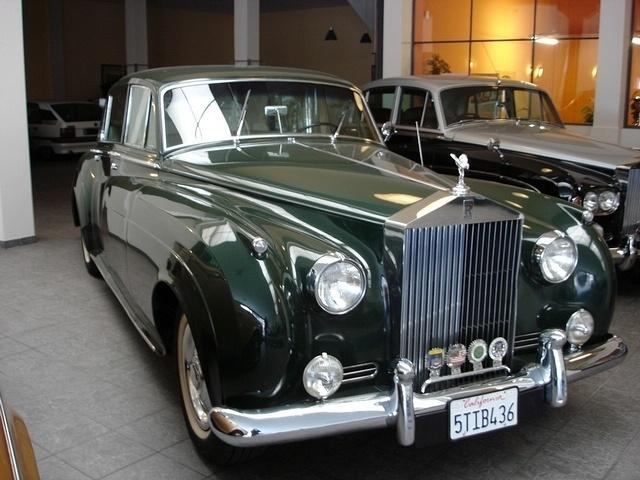 Rolls-Royce Cloud 2