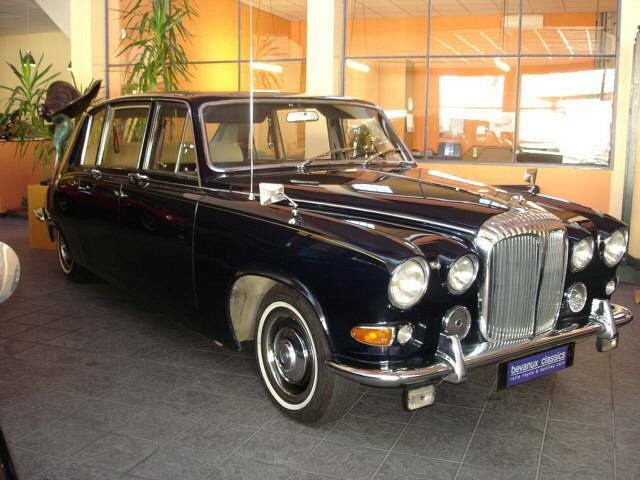 Daimler Vandenplas - Limousine