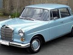 Mercedes-Benz 200 - W111