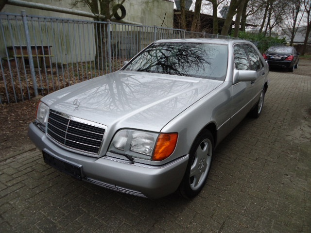 Mercedes-Benz S 320 - 140