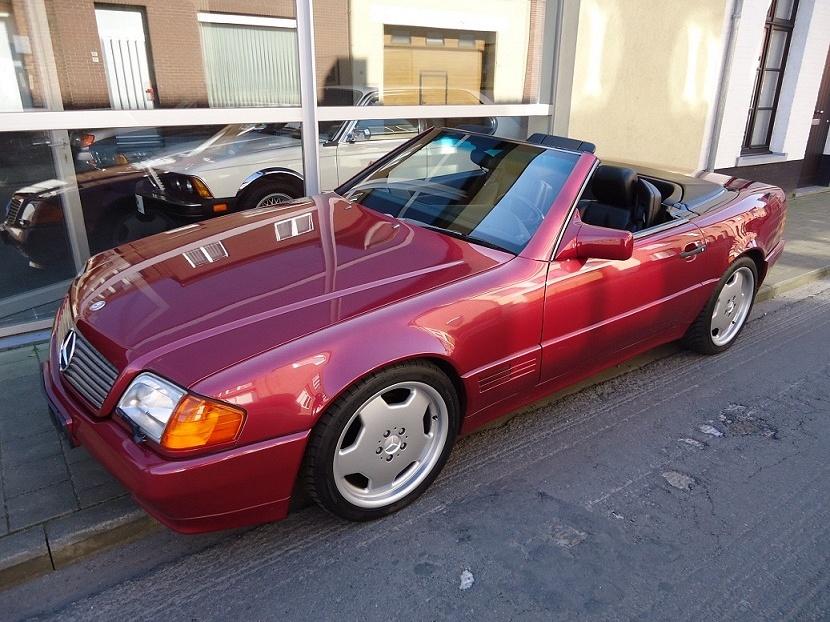 Mercedes-Benz 500 - SL