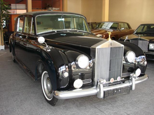 Rolls-Royce phantom - park ward